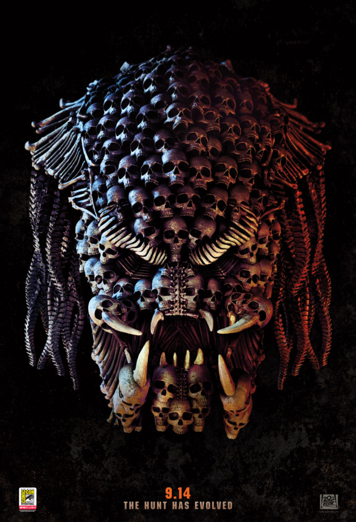 [Comic-Con 2018] The Predator le panel : des infos et 2 suites