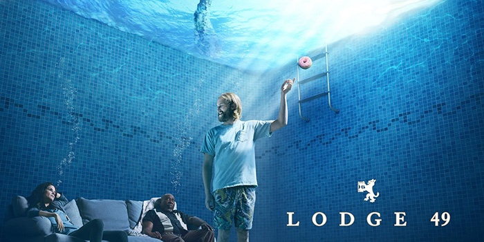 Critique Lodge 49 saison 1 épisode 1 : douce vie de looser !