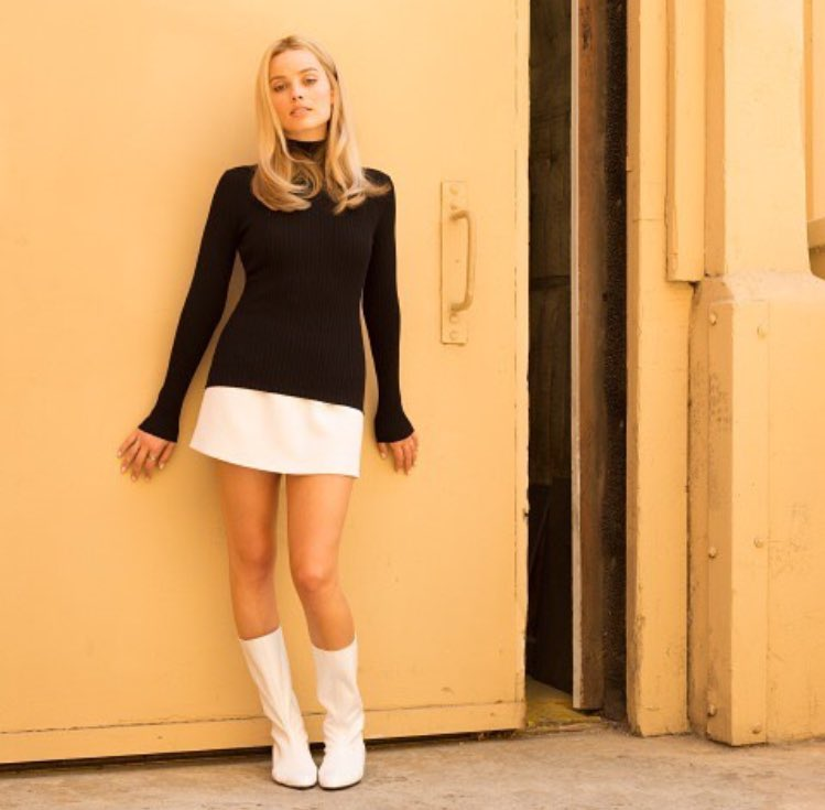 Once Upon a Time in Hollywood : une photo magnifique de Margot Robbie