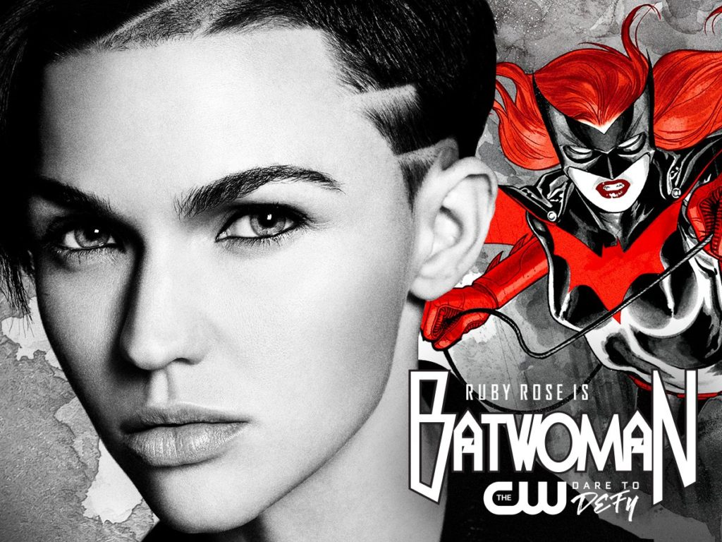 Ruby Rose sera Batwoman dans le Arrowverse !