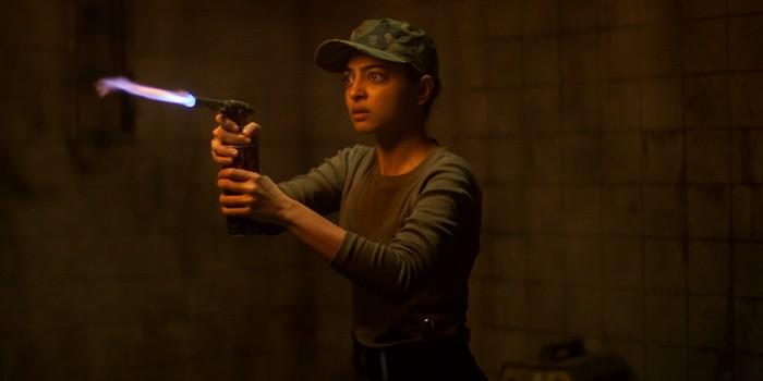 Critique Ghoul saison 1 : l'Inde face à son démon sur Netflix