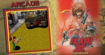 Ikari rejoint la SNK 40th Anniversary Collection !