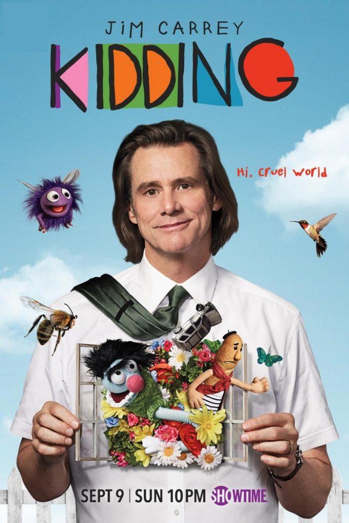 Kidding : la série avec Jim Carrey dévoile une longue bande-annonce