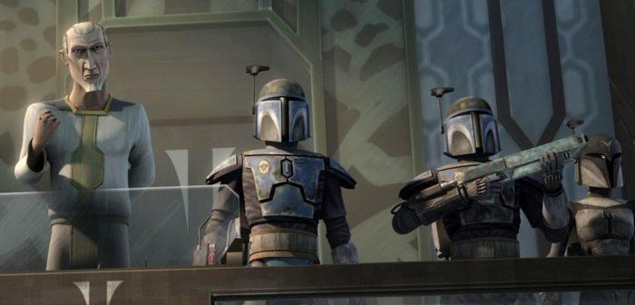 [Rumeur] Star Wars : une série live à 100 millions centrée sur les Mandaloriens ?