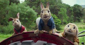 Sortie Blu-ray – Critique Pierre Lapin : on ne s'est pas faire carotte