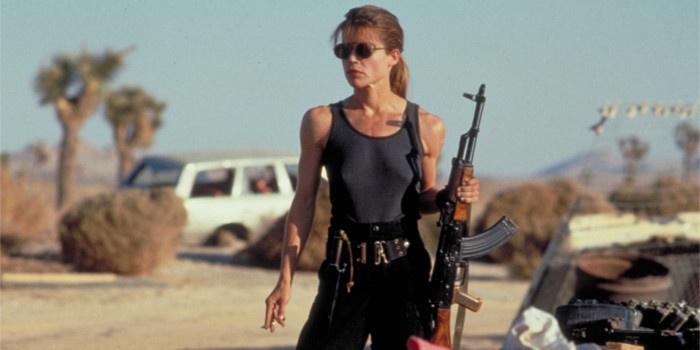 Terminator: un premier visuel officiel avec Sarah Connor!