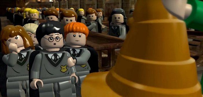 Test Lego Harry Potter : Années 1 à 4, le charme de Poudlard opère t-il ?