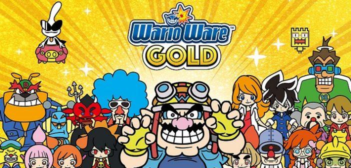 Test WarioWare Gold, l'opus de la consécration ?