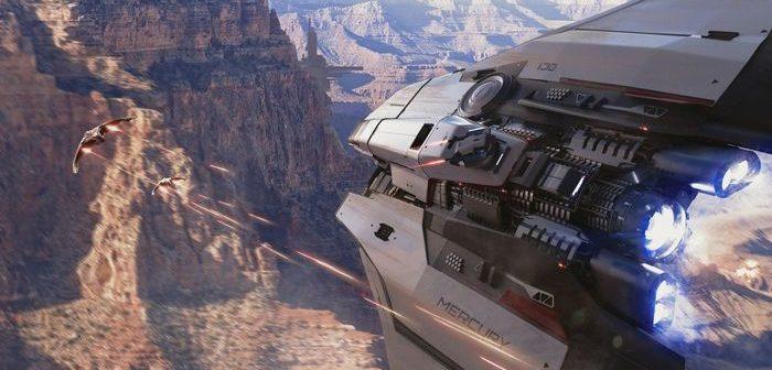 Star Citizen cette semaine : révélation du Mercury, le nouveau vaisseau de Crusader Industries!