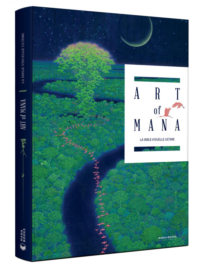 Critique Artbook – Art of Mana : dans le Secret de Sword et des autres