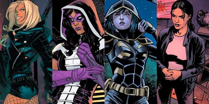 Birds of Prey: Huntress et Black Canary ont été castées
