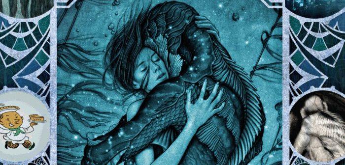Critique Artbook – La Forme de l'eau dans un bel écrin