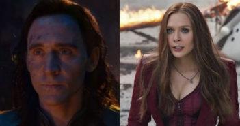 Marvel prépare des mini-séries autour de Loki et Scarlet Witch