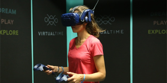 Test VirtualTime: l'espace vidéoludique dédié à la réalité virtuelle