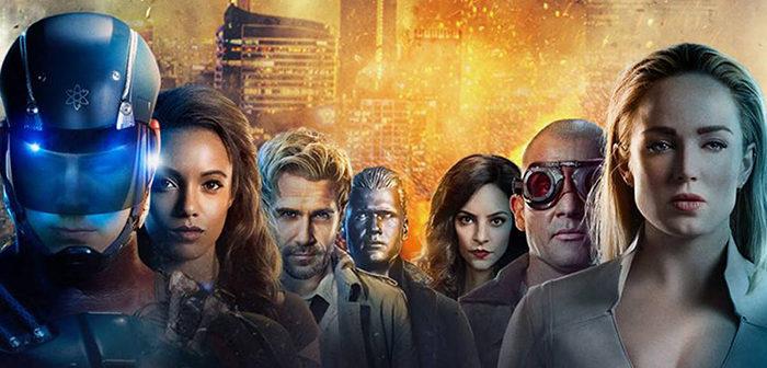 Critique Legends of Tomorrow saison 4 épisode 1 : Licornstantine !