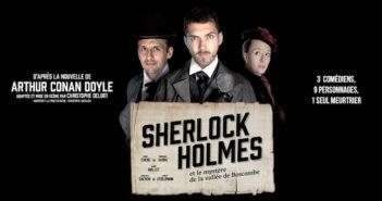 Critique Spectacle - Sherlock Holmes s'offre une comédie familiale