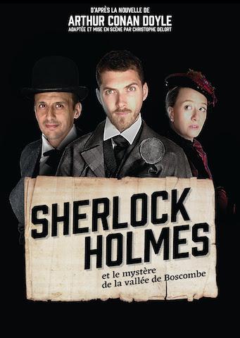 Critique Spectacle - Sherlock Holmes s'offre une comédie familiale2