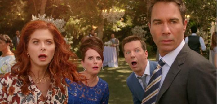 Critique Will & Grace saison 10 épisode 1: amitié plan-plan