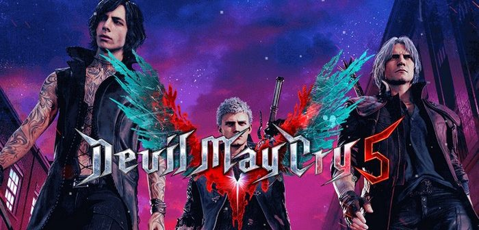 Preview Devil May Cry 5 : le retour du burné ?