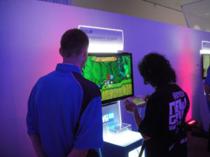 E3 Expo 2012 - Nintendo booth Scribblenauts Unlimited