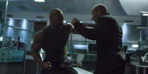 Hobbs and Shaw : Dwayne Johnson et Jason Statham face-à-face sur une première image