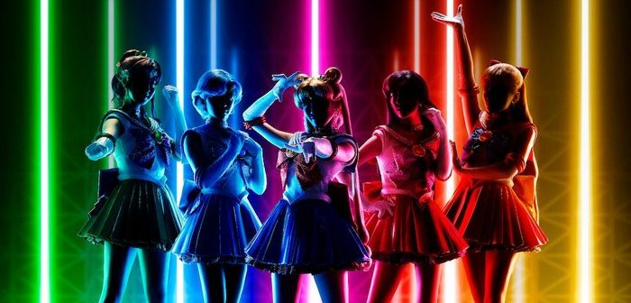 Sailor Moon : le spectacle musical live arrive à Paris !