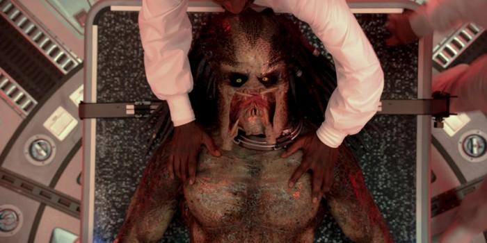 Critique The Predator : s'il peut saigner, on peut le tuer