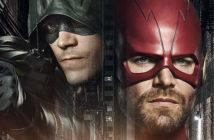 Arrowverse : Oliver embrasse Iris dans la première promo de Elseworlds