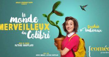 Critique Spectacle - Le monde merveilleux du colibri un joli conte pour grands enfants2