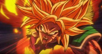 Dragon Ball Super : Broly - c'est officiel, IL sera présent dans le film ! (Spoilers)