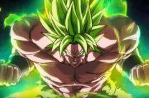 Dragon Ball Super : Broly se déchaîne dans une nouvelle bande-annonce