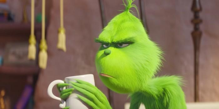 Critique Le Grinch : passe un bon noël au vert