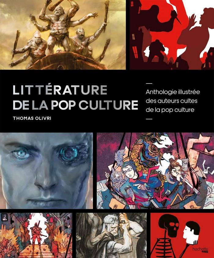 Critique Livre – Littérature de la Pop Culture : tout vient de là