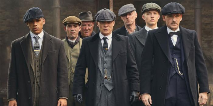 Sur le tournage de la saison 5 — Peaky Blinders