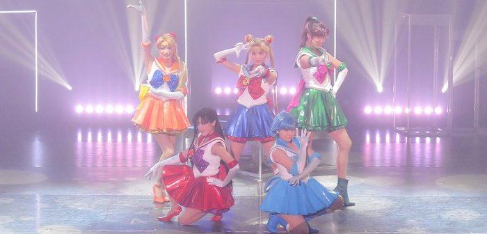 Critique Spectacle - Sailor Moon The Super Live : un délire nostalgique