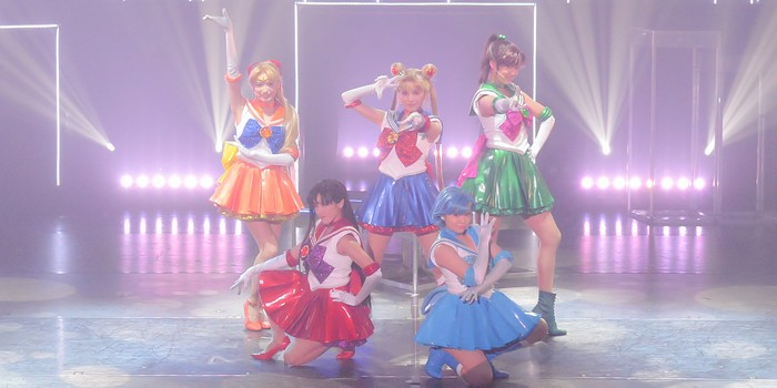 Critique Spectacle - Sailor Moon The Super Live : un délire nostalgique