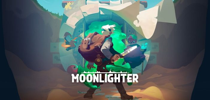 Test Moonlighter viser la lune Même pas peur !