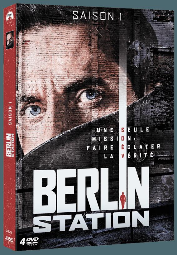 Concours Berlin Station saison 1 : 2 coffrets 4 DVD à gagner