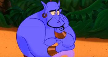 Aladdin: un premier aperçu de Will Smith en Génie
