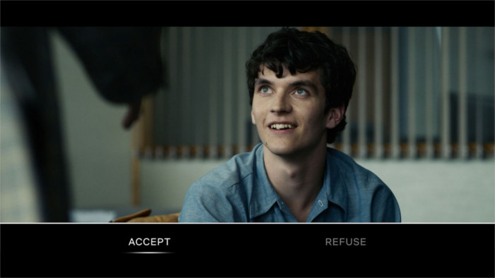 Critique Black Mirror Bandersnatch : Alice dans la Matrice ?