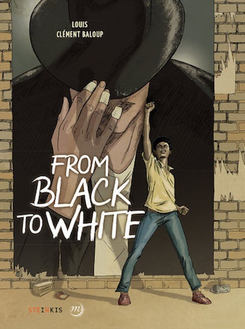 Critique Livre - From black to white-un hommage en demi-teinte au roi de la pop