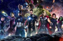 Critique Livre - Marvel Studios L'encyclopédie visuelle un album héroïque2