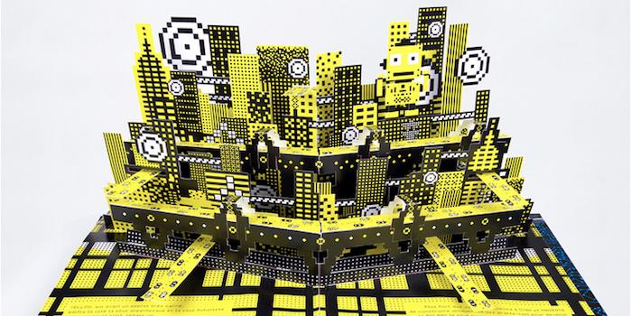 Critique Livre - Pixel City.Pop une bonne résolution