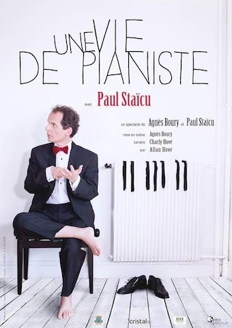 Critique Spectacle - Une vie de pianiste racontée sans fausse note