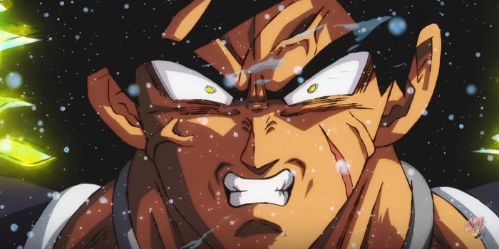 DRAGON BALL SUPER - BROLY en France le 13 mars !