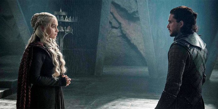 Teaser Game Of Thrones 8 Ita - J Kosong r
