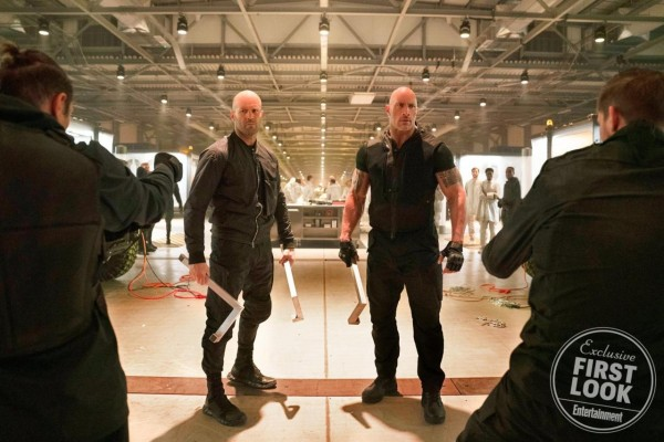 Hobbs and Shaw : un titre et une photo badass pour le spin-off Fast and Furious