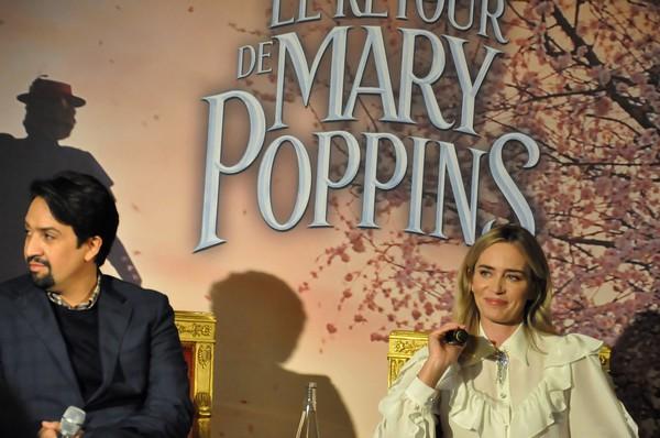 Le Retour de Mary Poppins : à la rencontre de l'équipe du film !