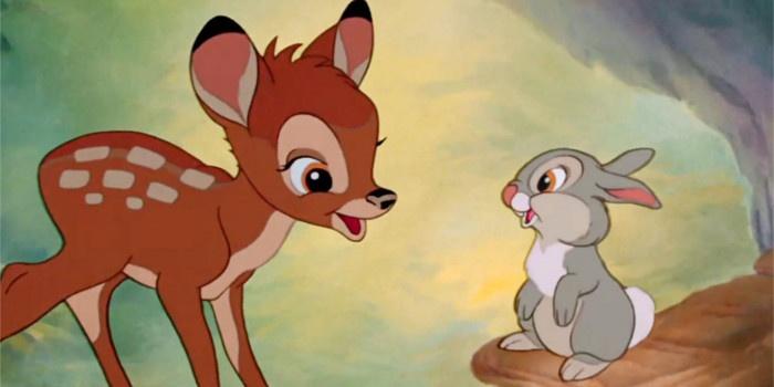 Pour le punir, un juge oblige un braconnier à regarder Bambi
