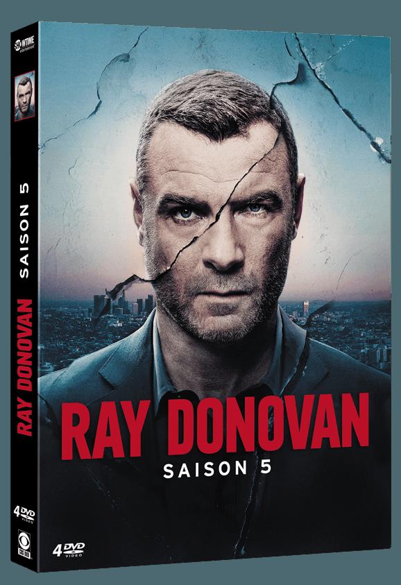 Concours Ray Donovan saison 5 : 2 coffrets 4 DVD à gagner